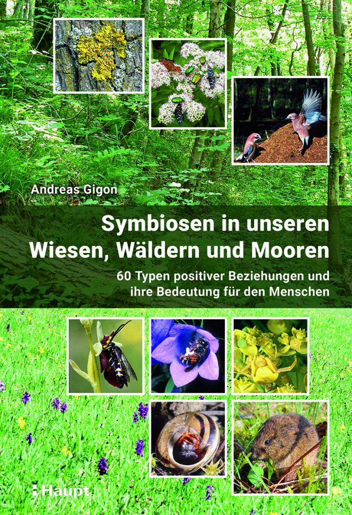 Symbiosen in unseren Wiesen, Wäldern und Mooren ©Haupt Verlag