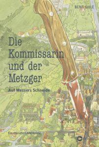 Die Kommissarin und der Metzger ©LV.Buch