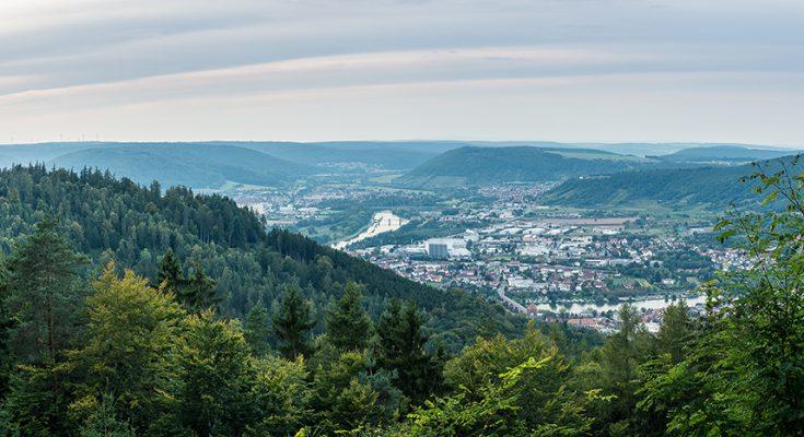 Panorama Miltenberg ©DornenProjekt